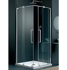 terrific corner shower sliding door at lakes italia fabriano entry enclosure 750mm