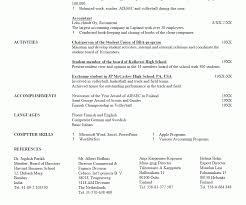 Free Create A Resume Gorgeous How To Make Resumer Letter Example Write Good And For Students