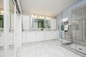 beautiful master bathrooms.  Beautiful Union City Beautiful White Master Bath Transitionalbathroom Intended Bathrooms S