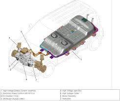 kia soul ev versus nissan leaf an owner s comparison diagram of soul ev drivetrain from service manual