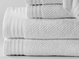 bath towel. Diagonal Piqué Bath Towel R