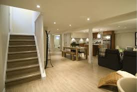 The 40 Elements You Need for the Perfect Finished Basement Basement Unique Basement Apartment Design