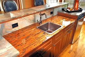 resin countertop how much do countertops cost inside decor 44