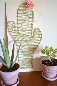 35 cool cactus crafts to make for fun