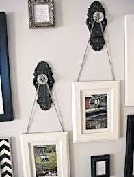 antique door knobs ideas. Modren Ideas Love The Idea Of Using Old Door Knobs To Hang Pictures From One Or Two To Antique Door Knobs Ideas Pinterest