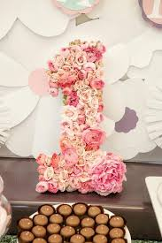 first birthday party decorations ideas. first birthday party decorations: flower one decorations ideas