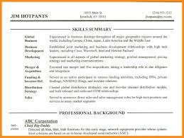 Examples Of Resume Skills 100 sample resume skills section azzurra castle grenada 81