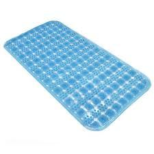 non slip massaging bath mat