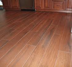 Kitchen Tile Floor Kitchen Wood Tile Flooring In Floors Eiforces