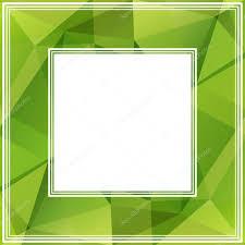 Green Border Stock Vector Tokhiti 78180448