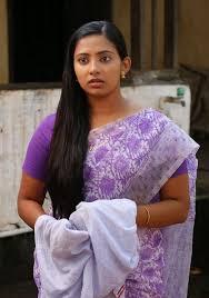 malam serial actress niya in saree