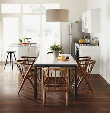 parsons table walnut soren chairs rb modern dining room and board pertaining to tables designs 16