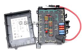 range rover p38a 4 0 4 6 genuine oem factory fuse box