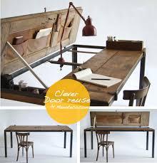 desk diy from a door by manoteca designs jpeg 670 700
