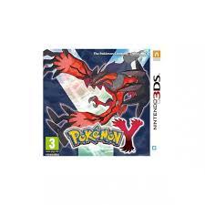 Nintendo - POKEMON Y - Jeu 3DS - Jeux 3DS - Rue du Commerce