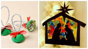 60 Christmas Crafts For Kids  HGTVEasy To Make Christmas Crafts