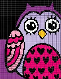 Free Crochet Graphgan Patterns