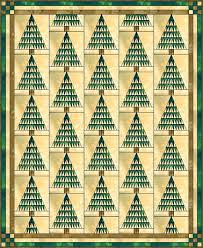 22 best PINE TREE quilt blocks images on Pinterest | Quilt block ... & quilt blocks with two trees | To the Patterns or The Quilter's Cache Adamdwight.com