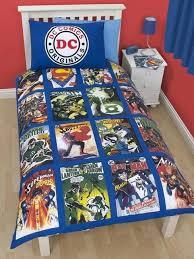 superhero duvet cover set
