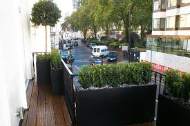 Small Picture Roof Terrace Design London Roof terrace planters Roof terrace