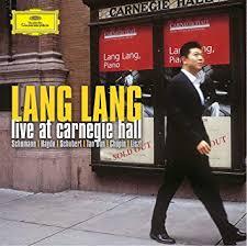 Lang <b>Lang</b> - <b>Live at</b> Carnegie Hall - Amazon.com Music
