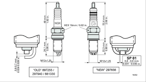 rotax spark plug diagram midwest sky sports cost to replace spark plugs and wires at Spark Plugs Diagram