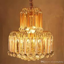 luminaire modern led crystal chandelier design led gold chandelier lighting bohemian crystal chandelier hanging lamps for living room instant pendant light