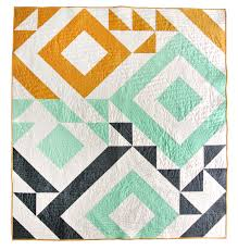 Triangle Jitters Quilt Pattern (Download) - Suzy Quilts & Triangle Jitters Quilt Pattern Adamdwight.com