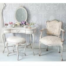 Shabby Chic Bedroom Chairs Uk Delphine Distressed Shabby Chic Dressing Table Shabby Chic