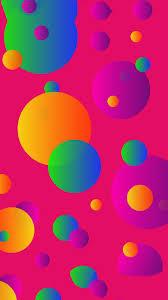 Polka dots wallpaper ...