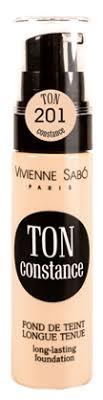 Vivienne Sabo <b>Тональный крем</b> Ton Constance <b>устойчивый</b> ...