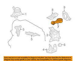 toyota oem 07 16 yaris engine motor mount 1236321040 ebay 2008 toyota yaris engine diagram la foto se est� cargando toyota oem 07 16 yaris motor de montaje