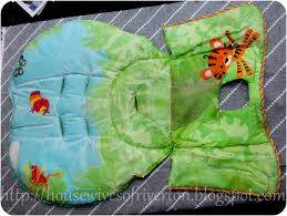 chair seat covers diy high chair seat cover tutorial covers diy u