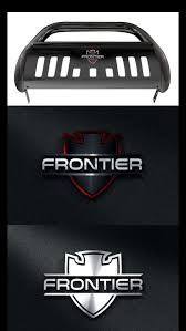 am studio lighting. Logo Design Mockup For Fronter Auto Parts Concepts Branding By Am Studio Lighting