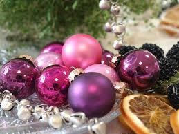 45 Weihnachtskugeln Christbaumkugeln Rosa Pink Lila Beere Christbaumschmuck Weihnachtsdeko