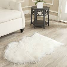 top 58 prime furry rugs large grey sheepskin rug area rugs sheepskin carpet small faux