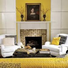 Red And Yellow Cozy Living Room  DarkoYellow Themed Living Room