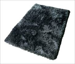 black fuzzy rug black fuzzy rug black fluffy rug interiors awesome black and tan rug