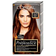 L Oreal Paris Preference 5 25 M2 Antigua Frosted Chestnut Long