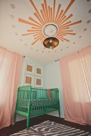 green nursery furniture. Painted Baby Furniture. Awesome Images Of Nursery Room Decoration With Pink Jenny Lind Crib Green Furniture T
