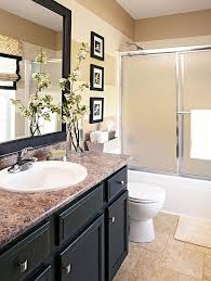 Painting bathroom vanity before and after Vanity Makeover Mustsee Vanity Makeovers Better Homes And Gardens Bathroom Vanity Makeover Ideas
