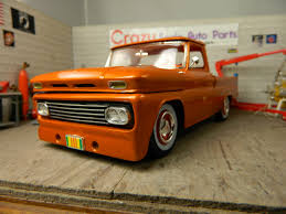Review: 1966 Chevy Fleetside Pickup | IPMS/USA Reviews