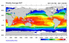 Free Sst Charts Sea Surface Temperature Wikipedia