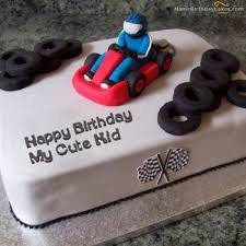 Birthday Cake Design For Boy Kid