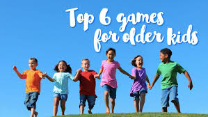 top 6 board games to play with older kids