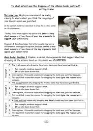 end of wwii and the dropping of the atomic bomb by lizzie tarpy end of wwii and the dropping of the atomic bomb by lizzie tarpy teaching resources tes