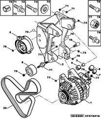 peugeot 406 2 0 hdi tensioner kit drive belt kit aux peugeot 406 2 0 hdi tensioner kit drive belt aux kit