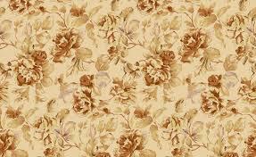 Floral Pattern Wallpaper Simple Design Ideas