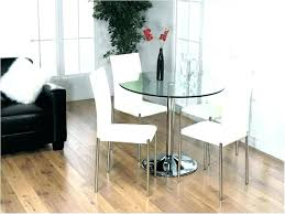 glass table and chairs kitchen tables with chairs small round kitchen table sets sensational nice