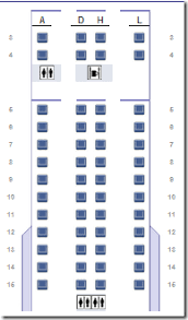 Seat Map Now Available For American Airlines 777 300